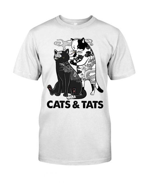 Tattoos Cats And Tats shirt