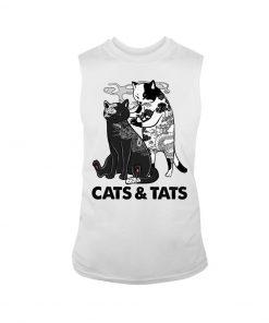 Tattoos Cats And Tats tank top
