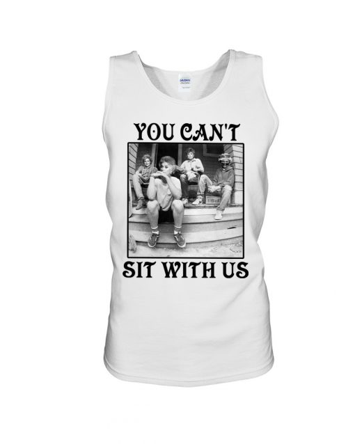 The Golden Girls You can't sit with us tank top