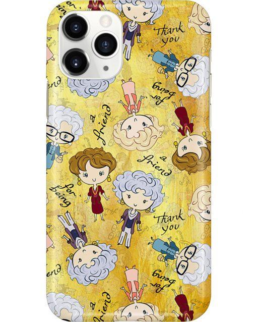 The Golden Girls phone case 11