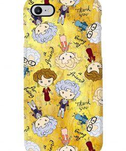The Golden Girls phone case 7