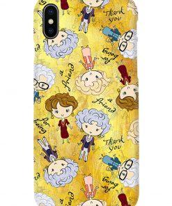The Golden Girls phone case x