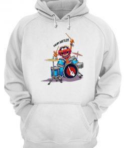 The Muppets Drummer Drum Battle Hoodie