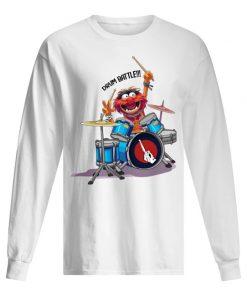 The Muppets Drummer Drum Battle Long sleeve