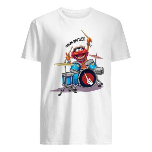 The Muppets Drummer Drum Battle T-shirt