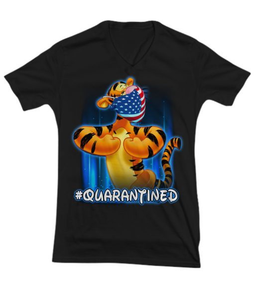 Tigger - Quarantined v-neck