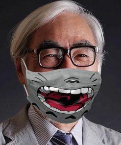 Tonari no Totoro 3D face mask