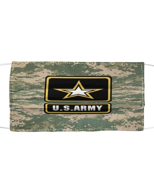 US Army Camo Face Mask