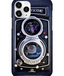 Vintage Rolleiflex Synchro-Compur Franke Heidecke Braunschweig phoner case 11