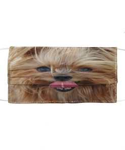 Yorkshire Terrier 3D Cloth Face Mask 2