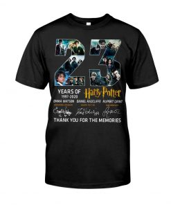 23 Years of Harry Potter T-shirt