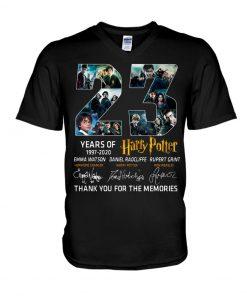 23 Years of Harry Potter V-neck