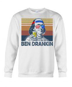 Ben Drankin sweatshirt