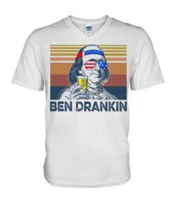 Ben Drankin v-neck