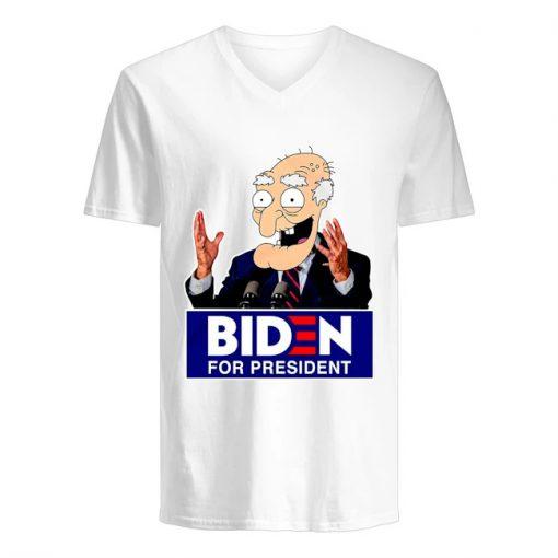 Biden for president V-neck