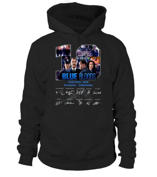 Blue Bloods - Season 10 hoodie