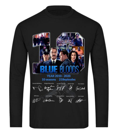 Blue Bloods - Season 10 long sleeved