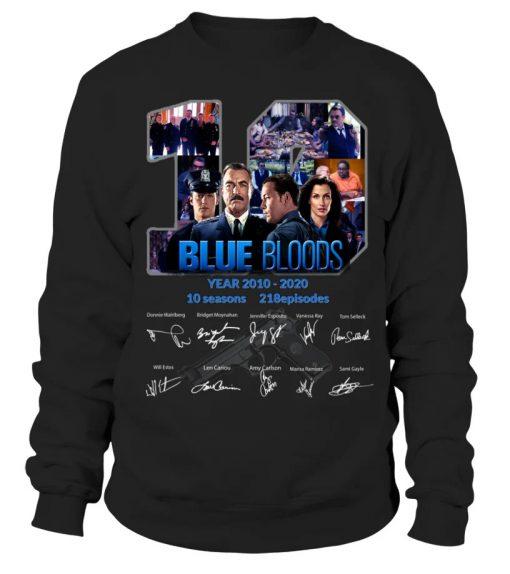 Blue Bloods - Season 10 sweatshirt