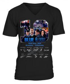 Blue Bloods - Season 10 v-neck