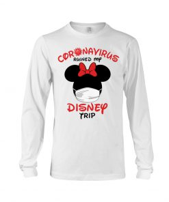 Coronavirus ruined my Disney trip long sleeved