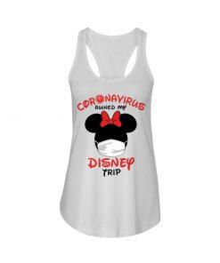 Coronavirus ruined my Disney trip tank top
