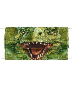 Dinosaur 3D Face cloth mask 1