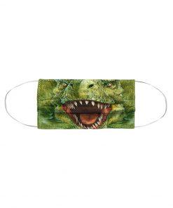 Dinosaur 3D Face cloth mask 3