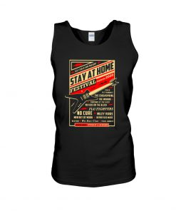 Guitar Stay at home Festival March 2020 tank top