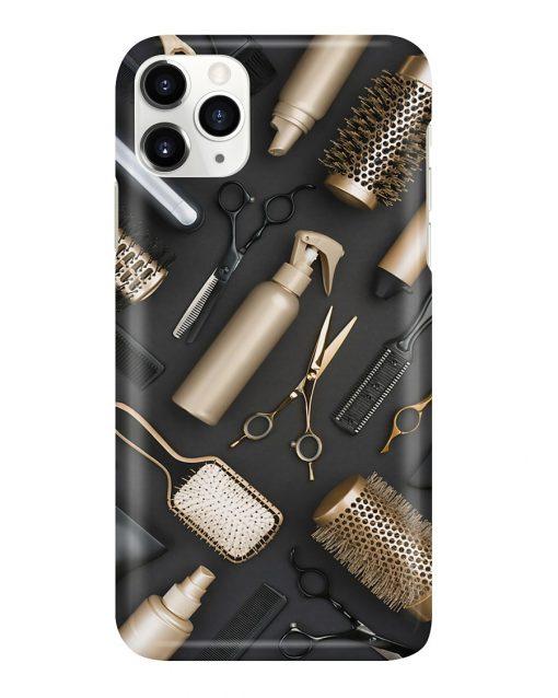 Hairdresser Metal Tools phone case11