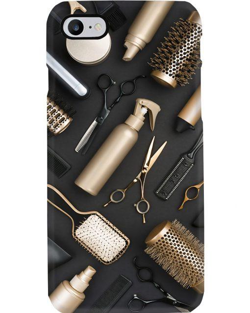 Hairdresser Metal Tools phone case7