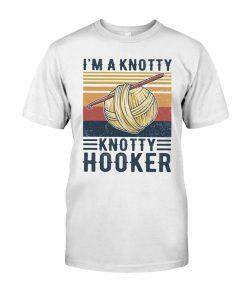 I'm a knotty knotty hooker vintage T-shirt