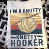 I'm a knotty knotty hooker vintage shirt