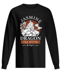 Jasmine Dragon Tea house Long sleeve