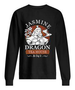 Jasmine Dragon Tea house Sweatshirt