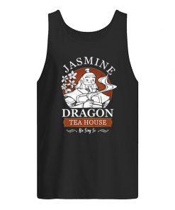 Jasmine Dragon Tea house tank top
