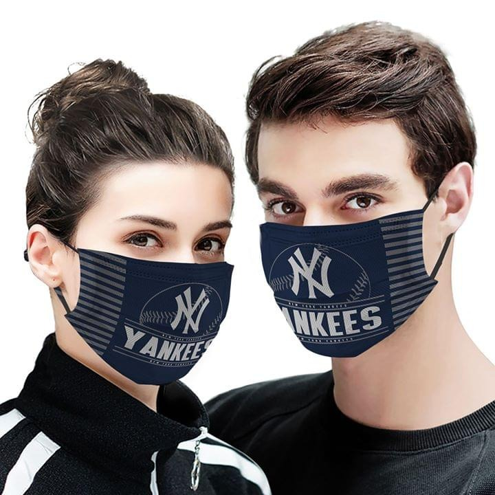 New York Yankees Logo 3D mask