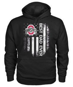 Ohio State Buckeyes Best dad ever Hoodie