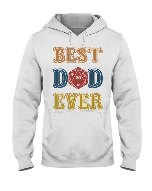 Ruby Dragon Best Dad Ever hoodie