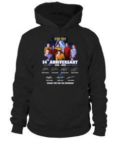 Star Trek 54th Anniversary Hoodie
