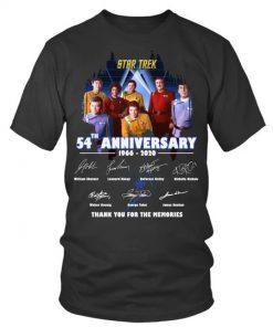 Star Trek 54th Anniversary T-shirt