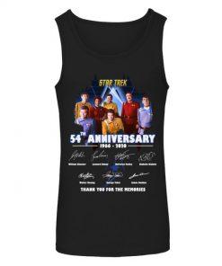Star Trek 54th Anniversary tank top