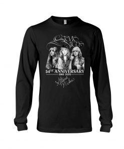 Stevie Nicks 54th Anniversary long sleeved