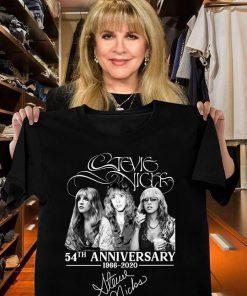 Stevie Nicks 54th Anniversary shirt 0