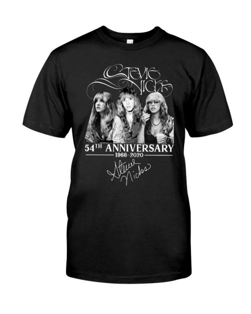 Stevie Nicks 54th Anniversary shirt