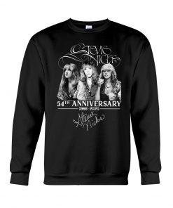Stevie Nicks 54th Anniversary sweatshirt