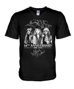 Stevie Nicks 54th Anniversary v-neck