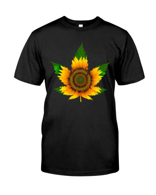 Sunflower Weed shirt