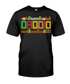 Super Dadio Mario game T-shirt