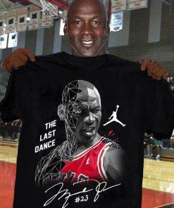 The Last Dance Michael Jordan shirt