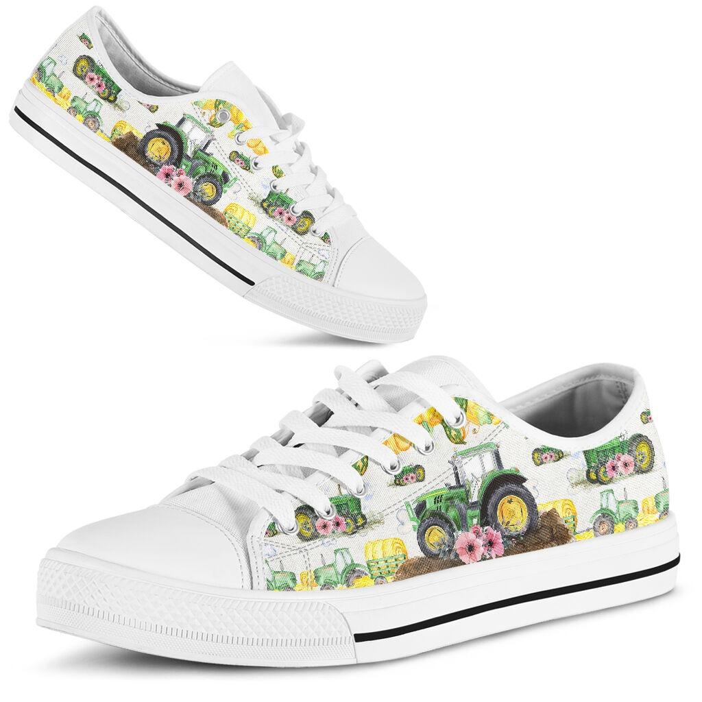 Tractor Garden Low Top Shoes1